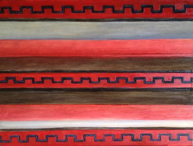 serie alfombras navajo