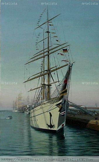 Gran regata 2000