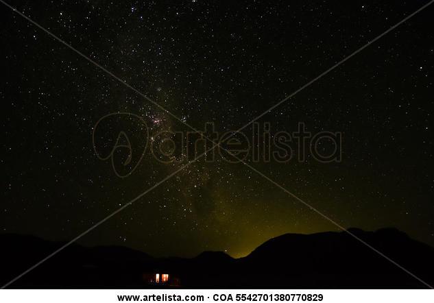 Estrellas Naturaleza Color (Digital)