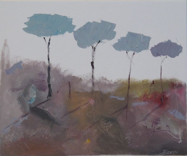 árboles como nubes 1