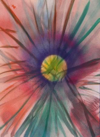 florsol Floral Cartulina Grafito
