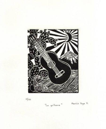 """""""La guitarra"""""""