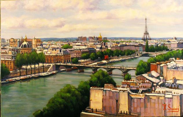 Paris - panoramica