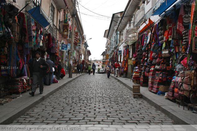 Calle Linares.La Paz-Bolivia Color (Digital) Photojournalism and Documentary