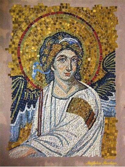 WHITE ANGEL OF MILESEVA Piedra, Mármol y Escayola Mármol
