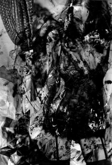 mirror Blanco y Negro (Digital) Glamour