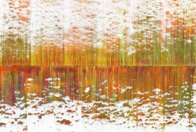 Krio Canvas Acrylic Landscaping
