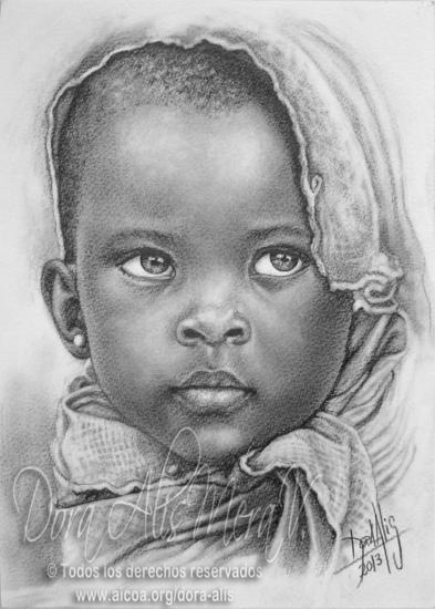 niña de áfrica 67