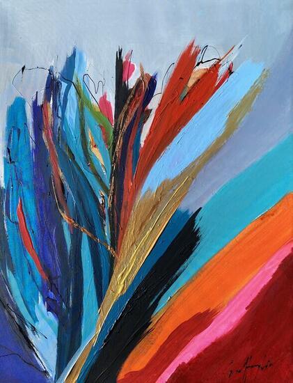 Energía vital Others Acrylic Textile