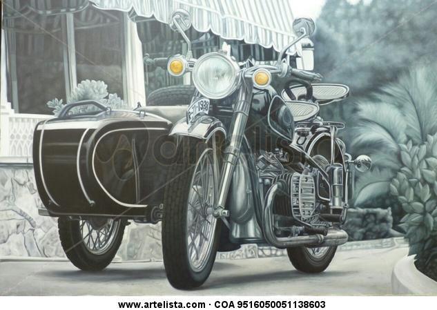 R-11-1938 Figura Óleo Tela