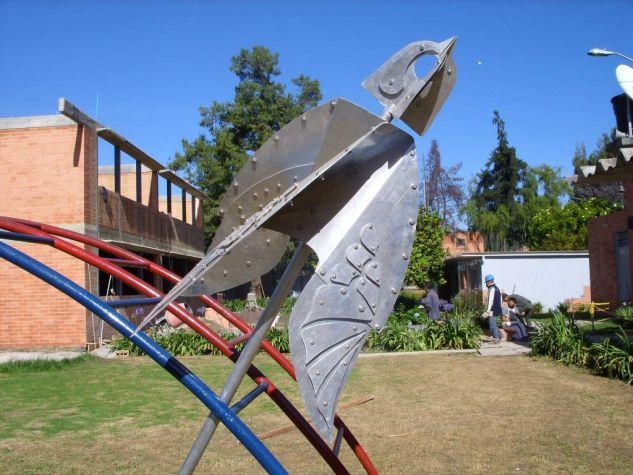 Urpi ayar. vista 2 Abstracta Metal