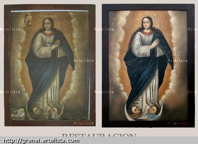 inmaculada (restauracion)