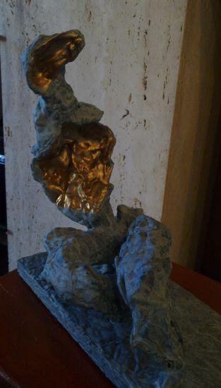 DAMA Metal Figurativa