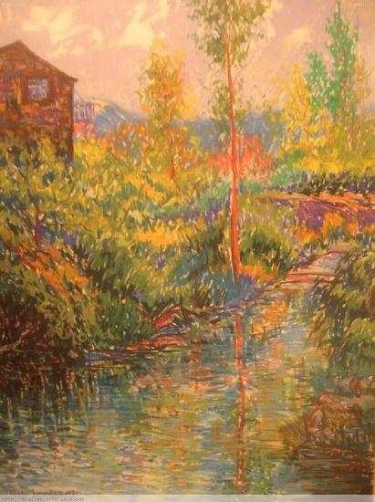 El arroyo