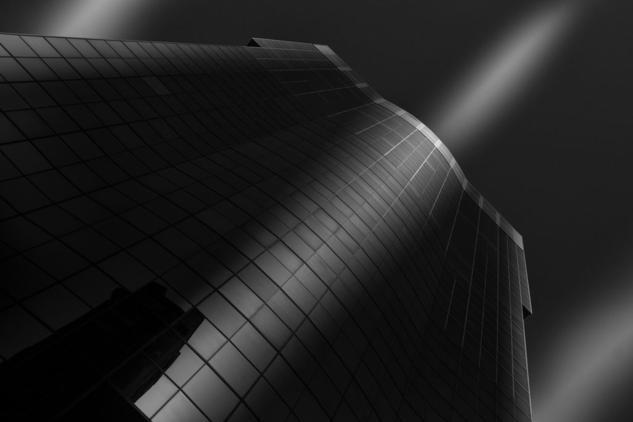 Torre Mahou Blanco y Negro (Digital) Arquitectura e interiorismo