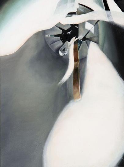 Untitled I (Shaft) Lienzo Óleo Bodegones