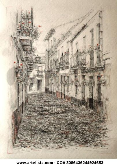 Calle Jinetes