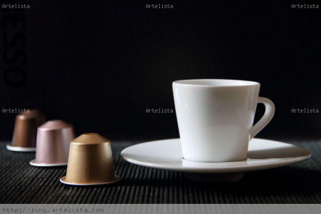 Taza cafe que agita Color (Digital) Publicidad y moda
