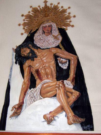 Virgen de la Amargura de Dos Hermanas Sevilla