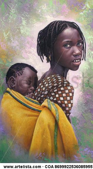 niña de áfrica 55