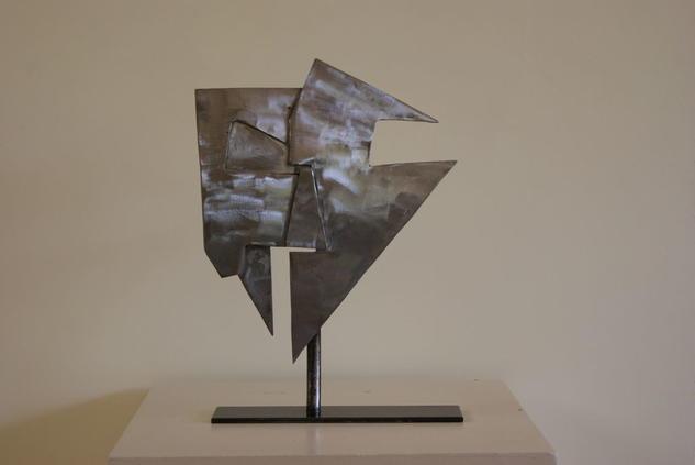 C-2 Abstracta Metal