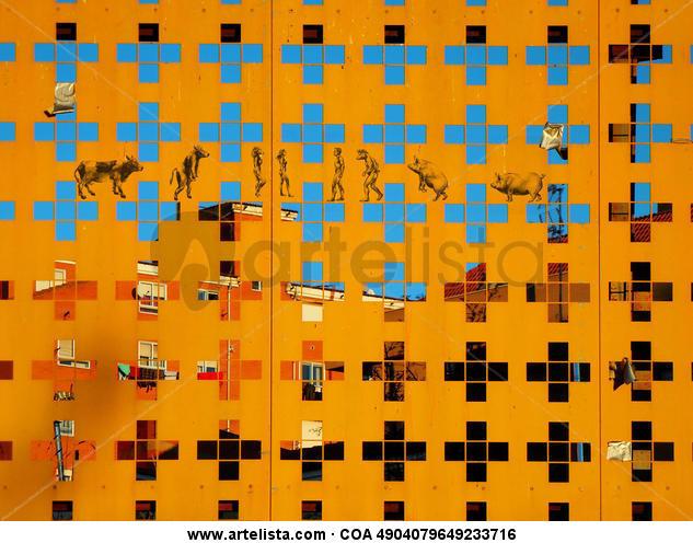 Orange evolution Color (Digital) Otras temáticas