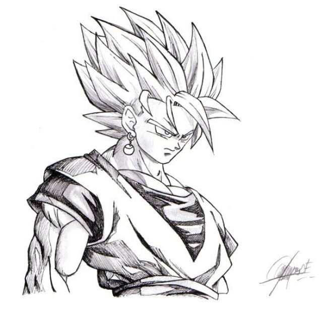 Los mejores dibujos de Dragon ball z - Taringa!