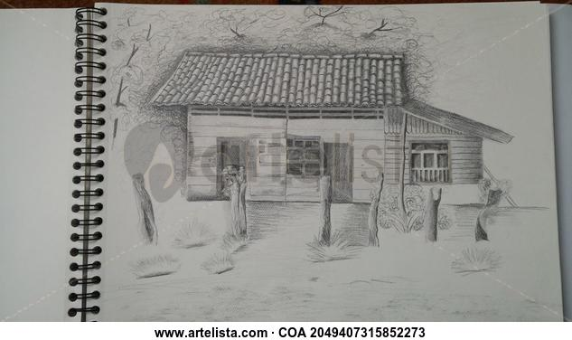 just a sketch Lápiz