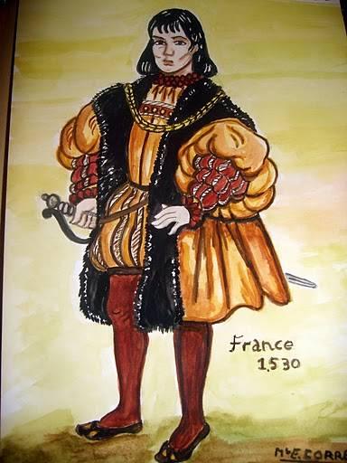 Francia 1530 serie de moda en la antiguedad maria eugenia correcher gisbert - Pinturas de moda ...