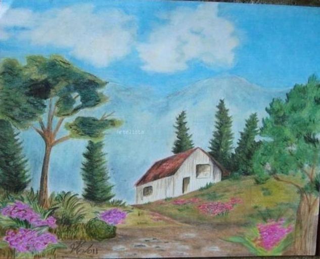 la montaña Lápiz