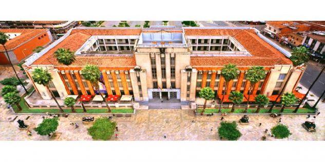 Botero-Panorámica Museo