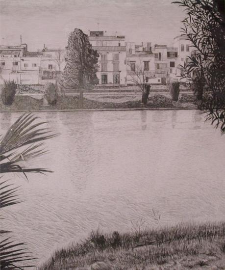Rio de Sevilla Rotulador