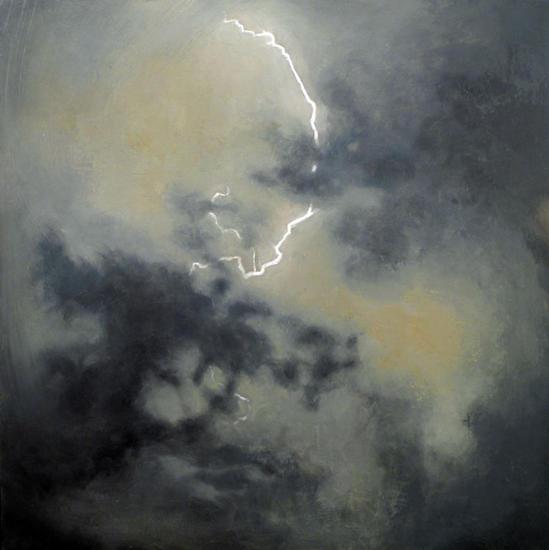 rayo entre las nubes ii