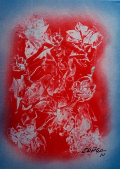 RED NATURAL (CHRISTIAN ZUÑIGA) Acrílico Lienzo Otros