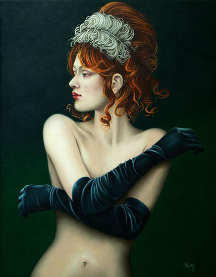 emily, (burlesque 1)