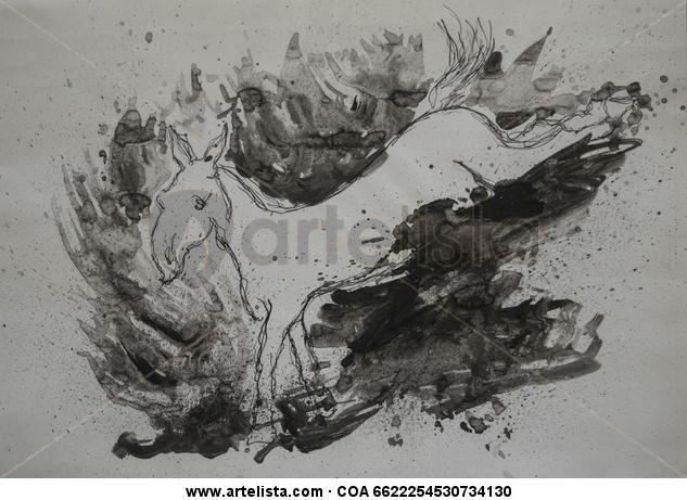 BLANCO Y NEGRO Ink