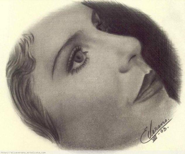 Perfil Rebecca Jones Grafito