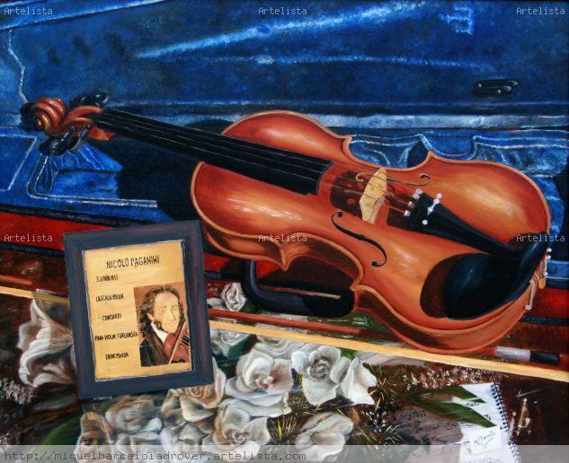 concierto Nicolo Paganini