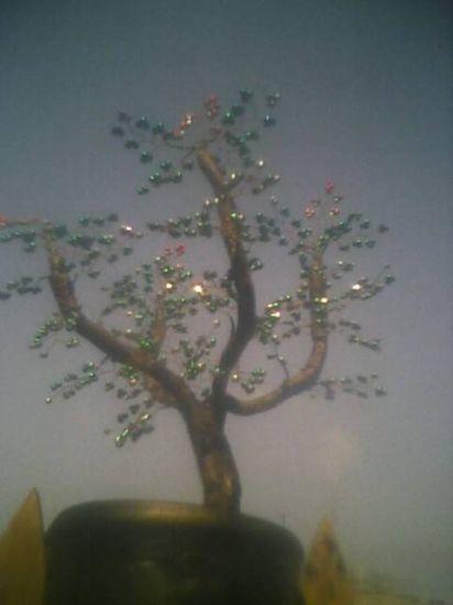 bonsai de la fortuna Arte Floral Varios