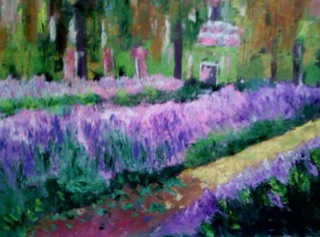 El jardin de los artistas miguel angel calle massa for Bazzel el jardin de los secretos