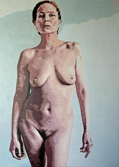 Ignoramos tantas cosas Desnudos Óleo Lienzo