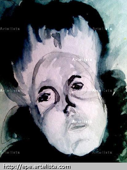 madamme Lautrec Lienzo Retrato Media Mixta