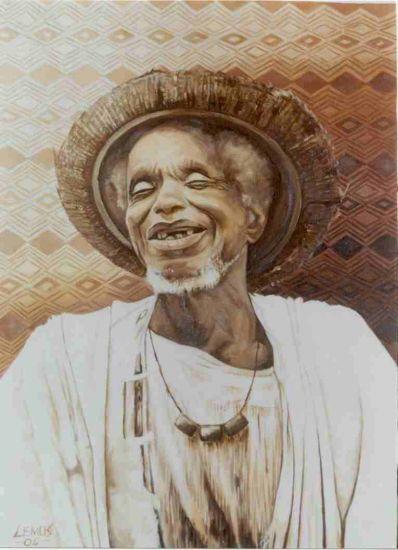 Sorriso do Velho | Cuadro