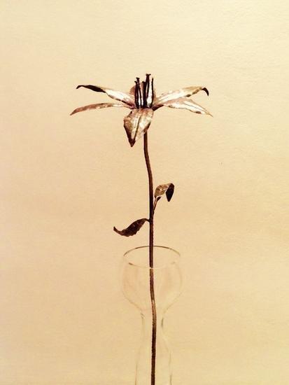 Lilium Hierro Figurativa