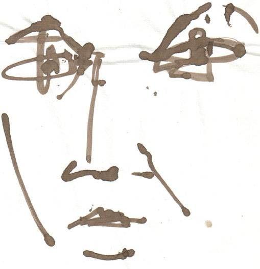 rostro 3 Tinta