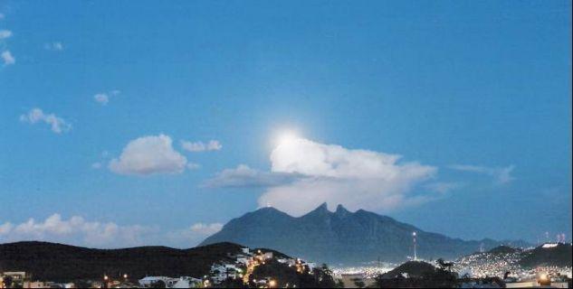 La ciudad de Monterrey