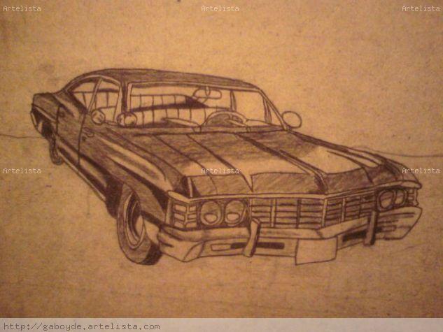 Impala 67 Pencil
