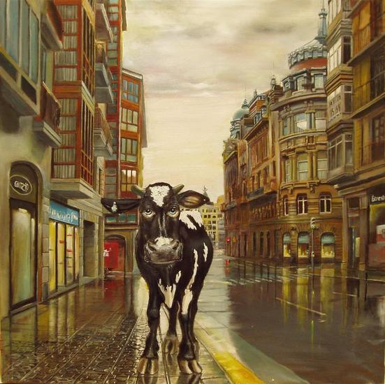 Calle Navarra Bilbao
