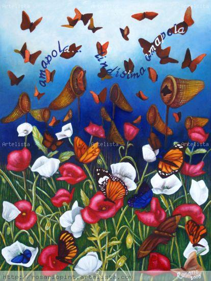 De mil colores rosario rom n alonso for De mil colores
