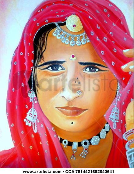 mirada de jaipur (la india)